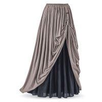 Reversible Renaissance Skirt