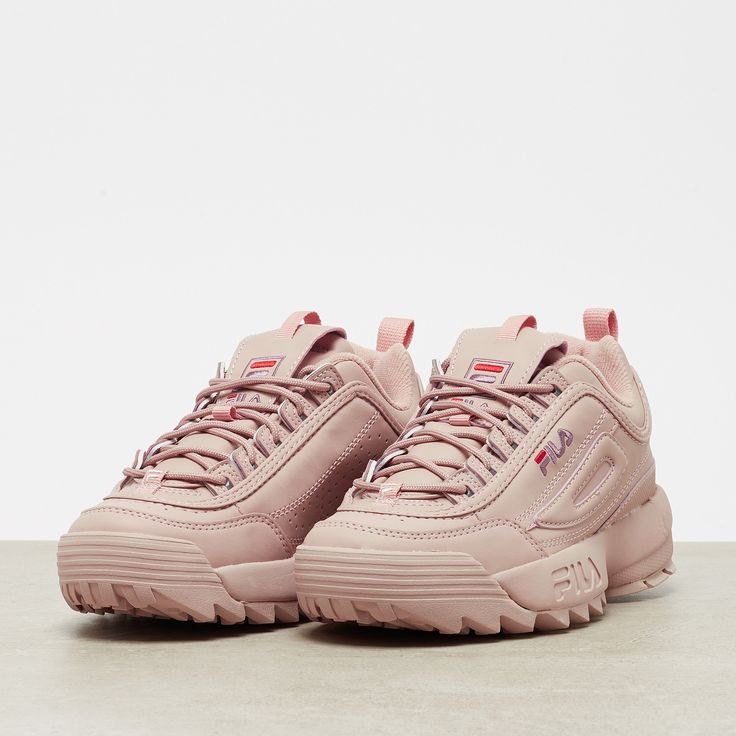 Fila Disruptor Low woodrose