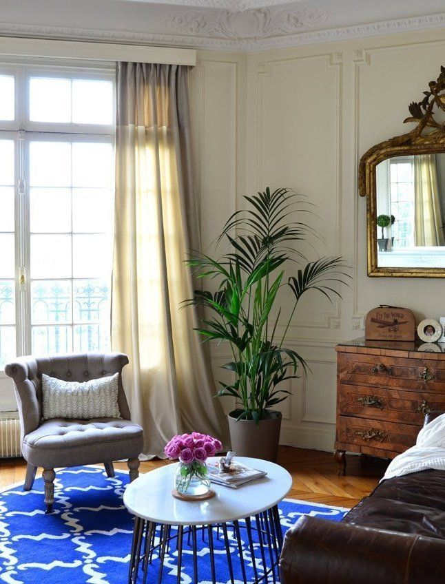 Will & Rebekah's Traditional with a Twist in Paris — Gorgeous Global House Tour