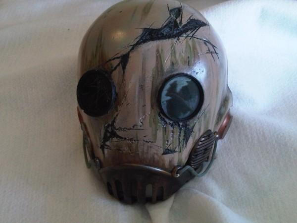 Hellboy Kroenen Sewer mask by dragostat2.deviantart.com on @deviantART