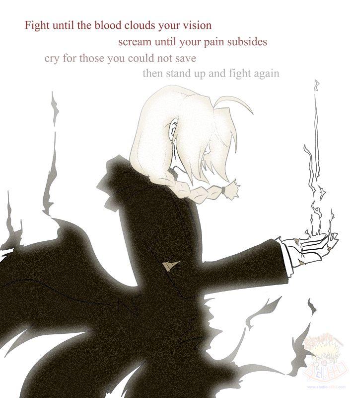 Edward Elric Quote by studio-adhd.deviantart.com on @deviantART