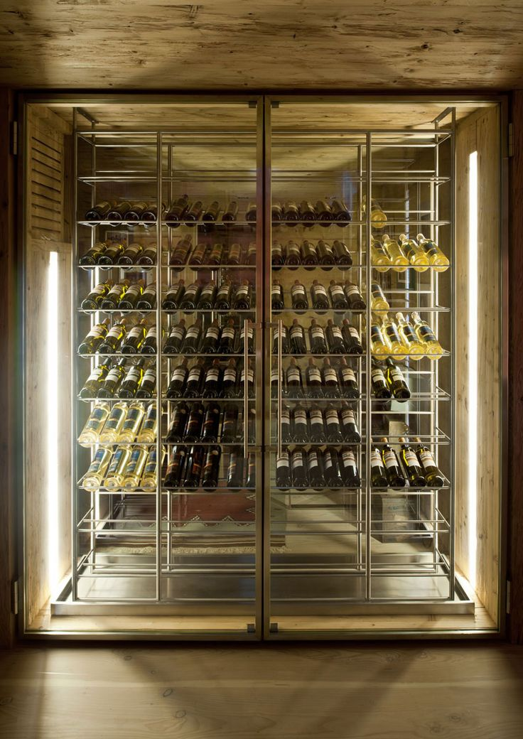 102 best images about wine rooms on pinterest for Cost to build a wine cellar