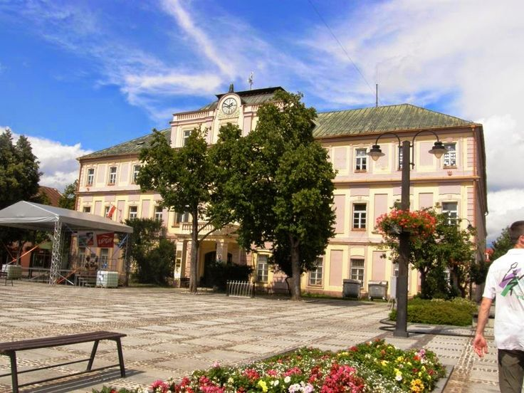 Rynek - Liptowski Mikułasz (Liptovský Mikuláš) (Słowacja, kraj żyliński, pow. Liptowski Mikułasz)