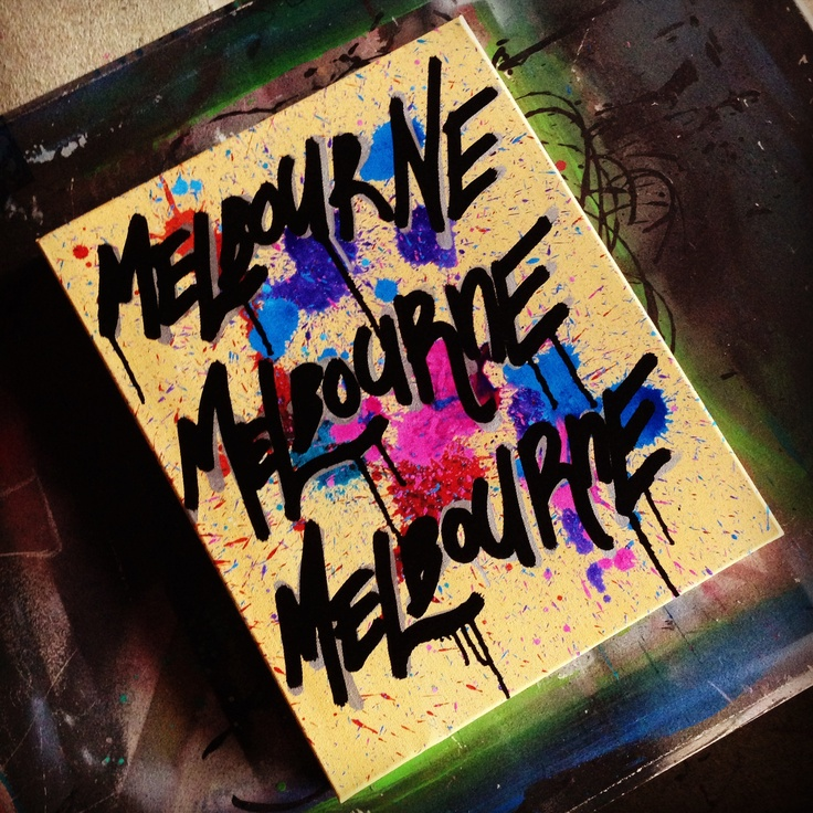 Melbourne Lovers Only ;)  #streetart #urbanart #melbourne  www.mendo.com.au