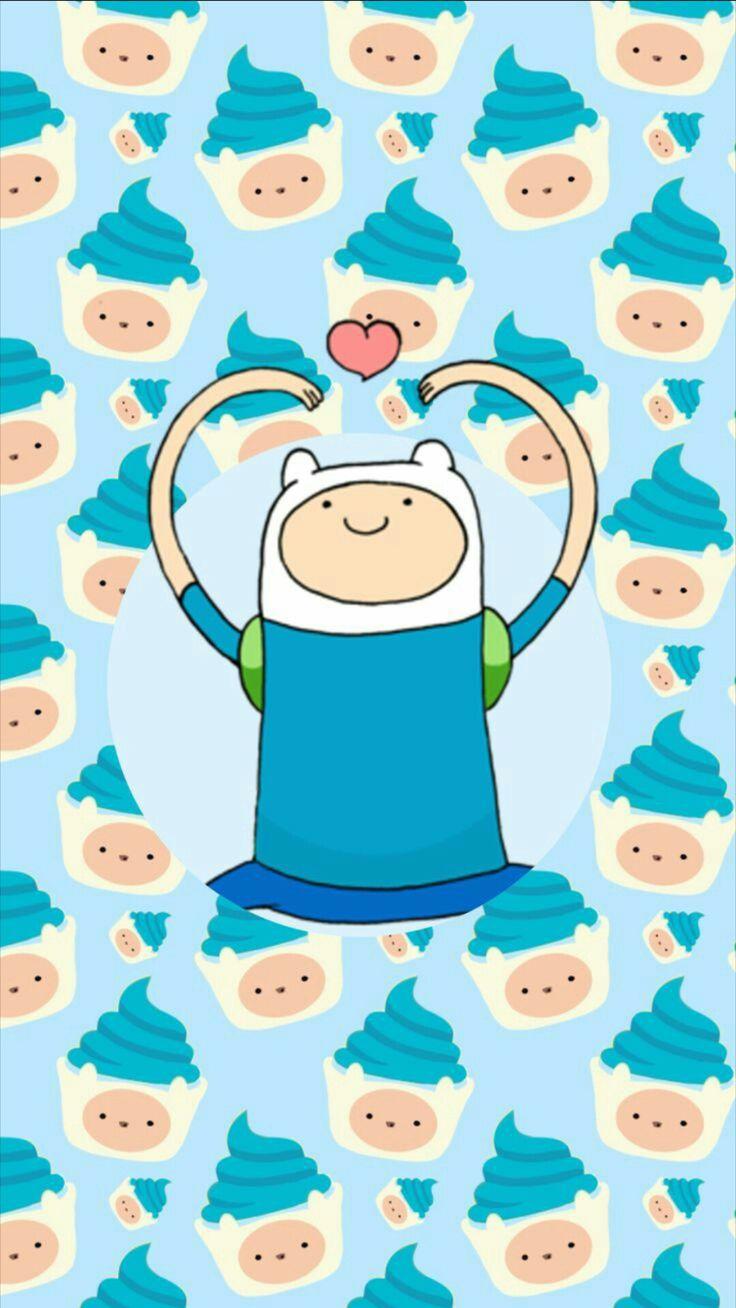 Finn Adventure Time Tumblr fundo tela de bloqueio desenhos