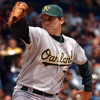 Barry Zito, Oakland Athletics