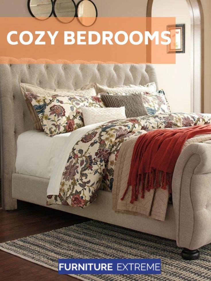 Furniture Extreme Calgary Willenburg King Sleigh Bed