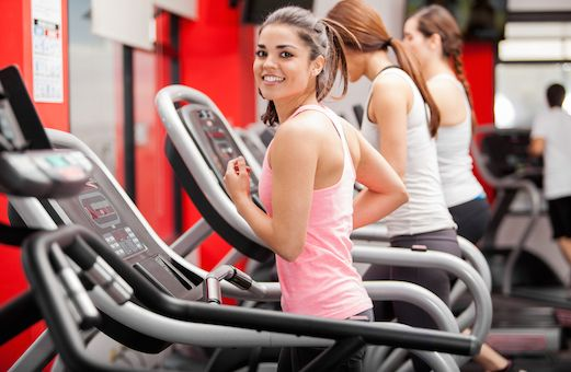 Try these 3 #treadmill workouts that won't be so boring next time you hit the gym #fitness #health