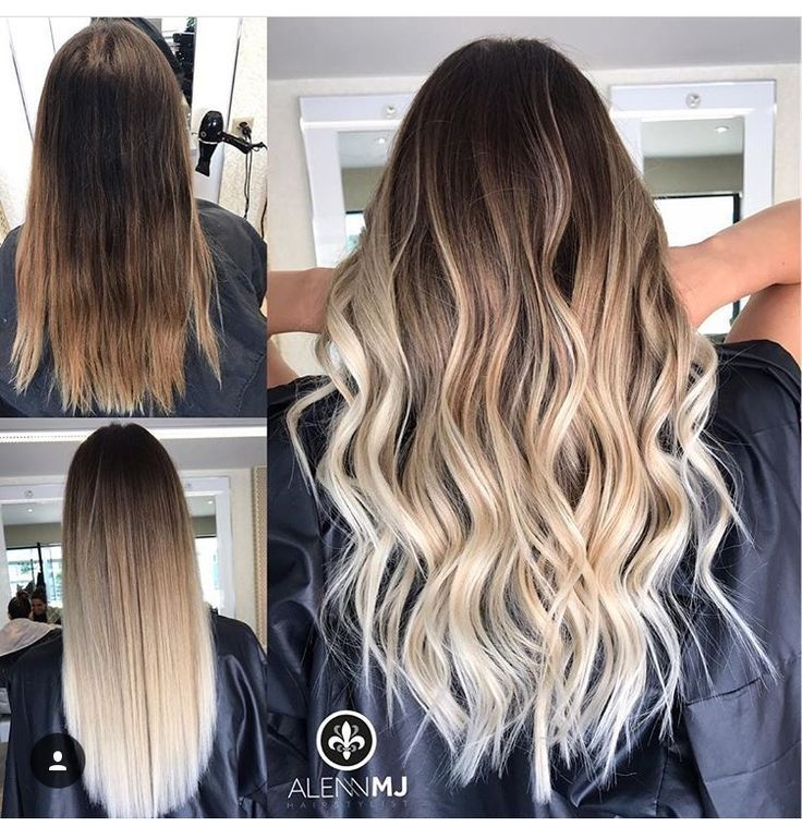 If I ever went blonde this would be it