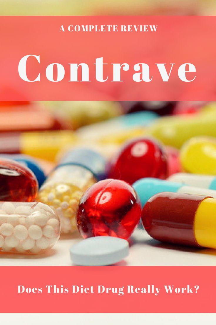 Contrave Diet Pill, Diet Drug