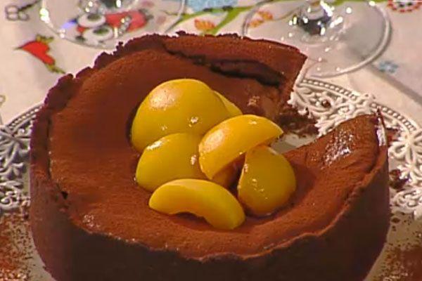 Ricetta Cheesecake cioccolato e caffè
