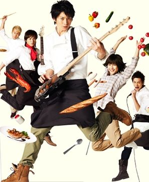 """Japanese Drama """"Hungry!"""" Going to miss this drama and its ability to make me hungry."""