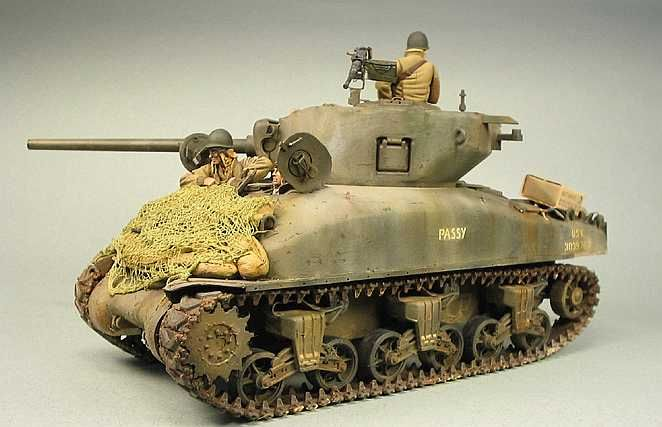 Tank Models Sherman Pinterest