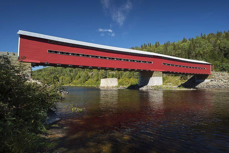 Pont couvert de Routhierville