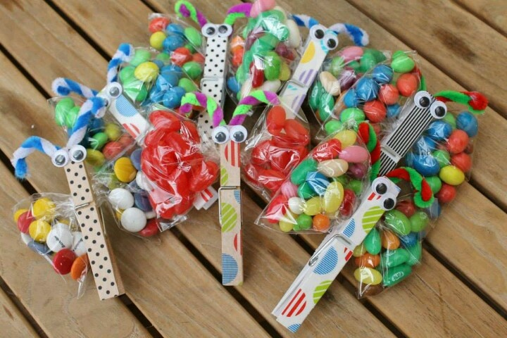 1f4628d01 Mariposas de chuches | ideas tienda | Birthday candles, Sweets y Candy