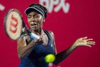 Blog Esportivo do Suíço:  Venus é derrotada pela alemã Angelique Kerber em torneio de exibição na Tailândia