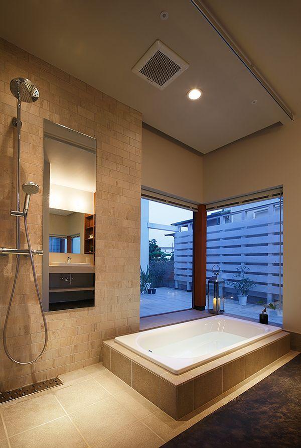 FEDL ビーチハウス バスルーム