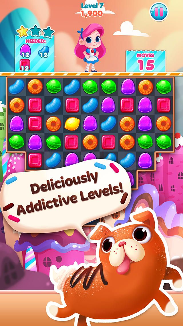 Play Candy Blast Mania Game Online - Candy Blast Mania