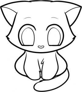 cute easy drawings of animals for kids images pictures - Cute Easy Animals To Draw