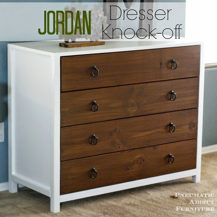 DIY Furniture | Pottery Barn Kids Knock Off Solid Wood ...