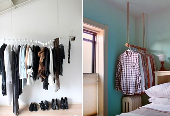 exposed closet ideas - 25 best ideas about Exposed Closet on Pinterest