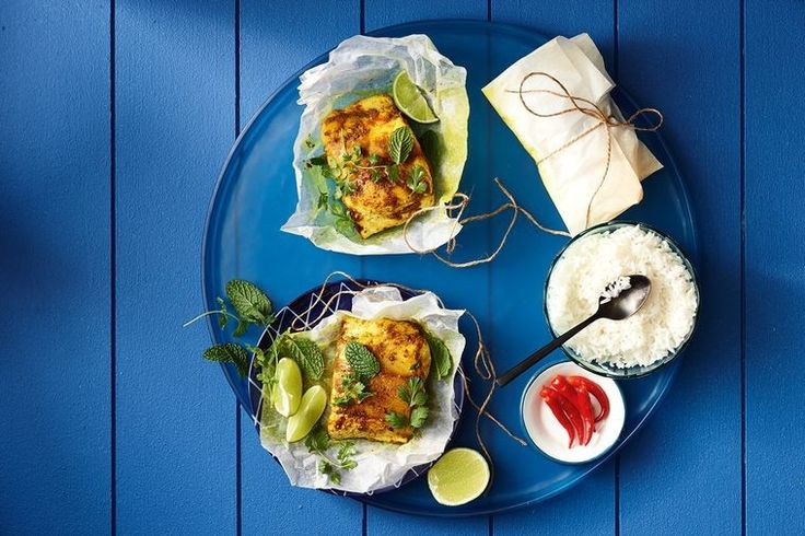 Finish off the week with a fish recipe the whole family will enjoy. Packed with flavour and easy to make, what's not to love about these summery parcels.