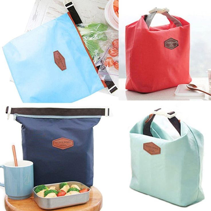 Head over to Amazon and get this Thermal Lunch Tote for only $3.05 shipped! These are great to have on hand when you need to take a lunch on the go.