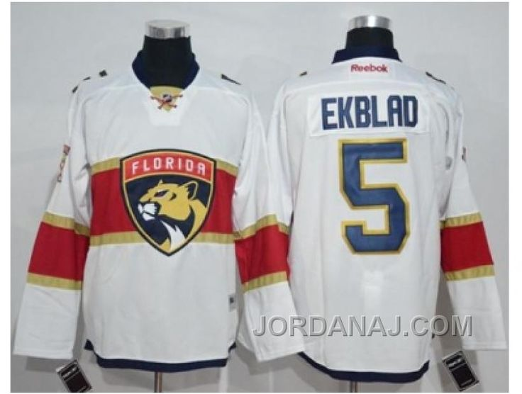 http://www.jordanaj.com/men-florida-panthers-5-aaron-ekblad-white-road-stitched-nhl-jersey.html MEN FLORIDA PANTHERS #5 AARON EKBLAD WHITE ROAD STITCHED NHL JERSEY Only 32.69€ , Free Shipping!