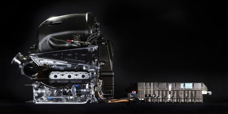 How Today's F1 Engines Can Burn Oil for More Power