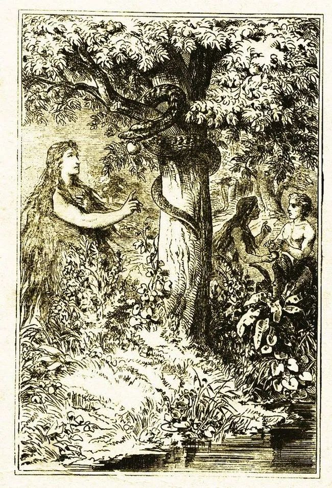 Meet Lilith, The Woman In The Garden Of Eden The Bible