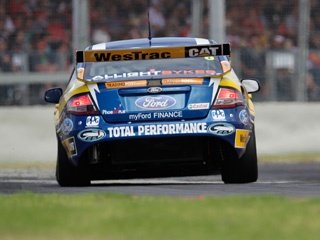 Will Davison, Ford Falcon FG. V8 SUPERCARS