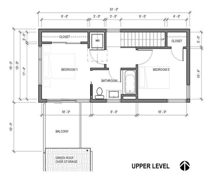 76 best small house plans images on pinterest little for Adu plans