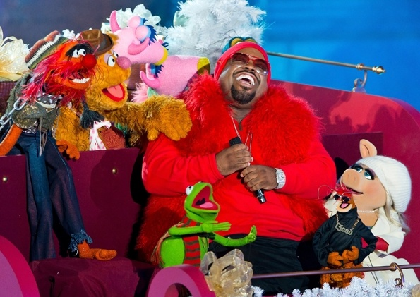 Cee Lo Green with the Muppets