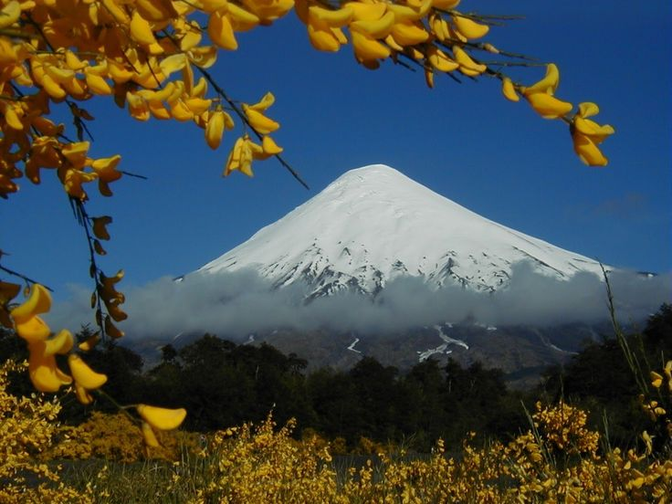 Spring Volcano, Chile