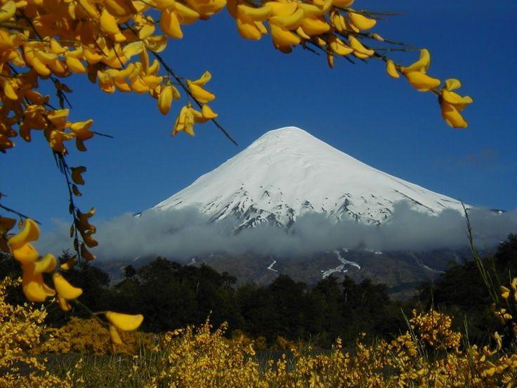 Spring Volcano, Chile