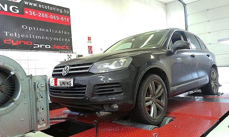 Volkswagen Touareg 3.0TDI 245LE 4x4 DYNO Optimalizálás   Gyári adatok: 245LE/550NM 4x4 DYNO fékpadon mért adatok: 250LE/573NM Optimalizált adatok: 284LE/618NM http://ecotuning.hu/volkswagen-touareg-3-0tdi-245le-4x4-dyno-optimalizalas/   #aetchip #aet #aetchiptuning #chiptuningtat #dyno #dynoproject #performance #autochip #tuning #optimalizalas #touareg #vw