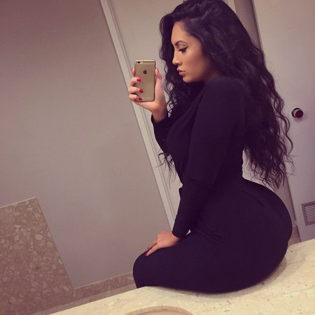Big booty mixed girls