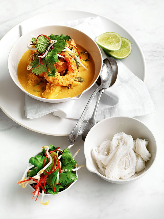 This curry is so simple to make, ready in under 30 minutes it's perfect for a midweek meal.