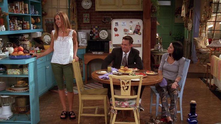 Season 5, when Rachel returns from Greece   Rachel Green ...