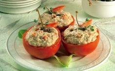 Pomodori ripieni in salsa tonnata