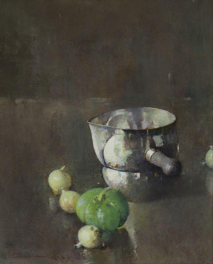 Emil Carlsen Still Life, 1927