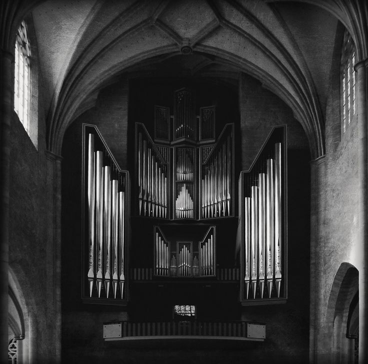 LXIV-MMDXXIV by DocMaowi - the church organ at st. andrew's church in hildesheim (lower saxony / germany) has 64 registers with 4734 organ pipes!!!