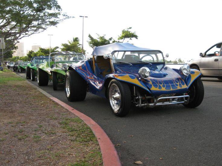 VW CLUB OF HAWAII | Dune Buggy | Pinterest