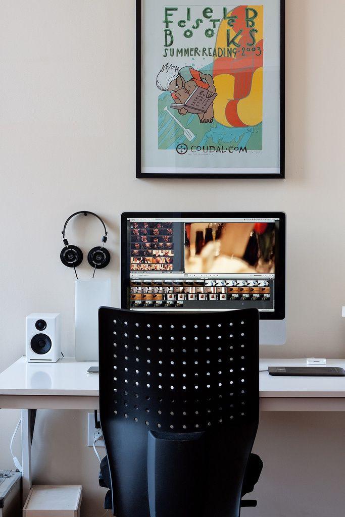 The freelancer's dream office