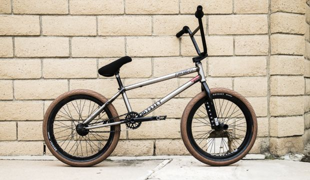 Jacob Cable's Odyssey and Kink BMX