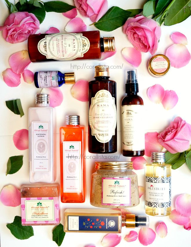 Best Natural Rose Products in India