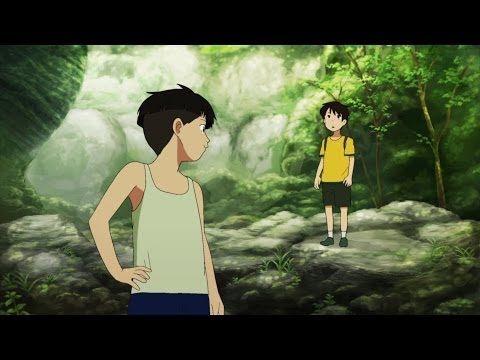 【自主制作アニメ】木の葉化石の夏 - YouTube