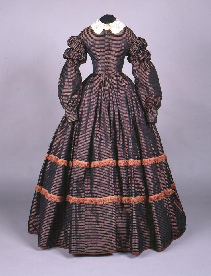 Fashion's Changing Silhouettes   WNPR News. Approximately 1860