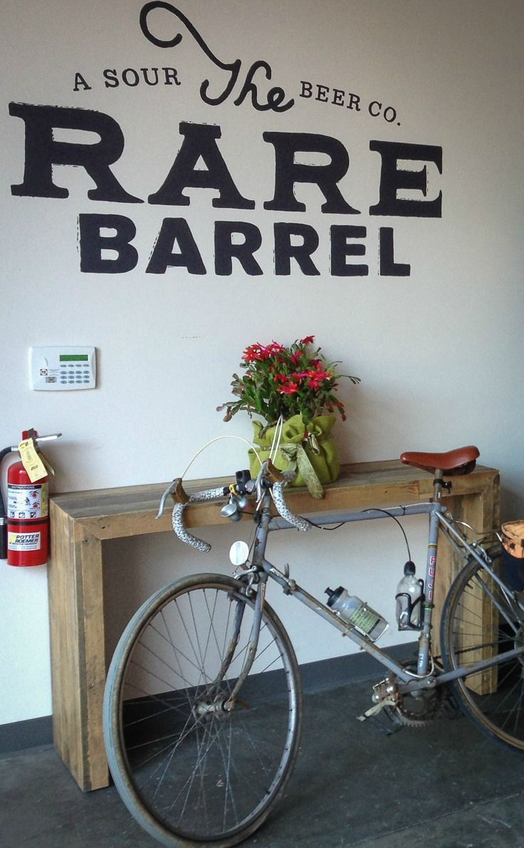 The Rare Barrel: An all sour-beer brewery in Berkeley, California