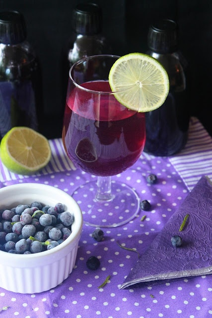 blueberry cordial!!